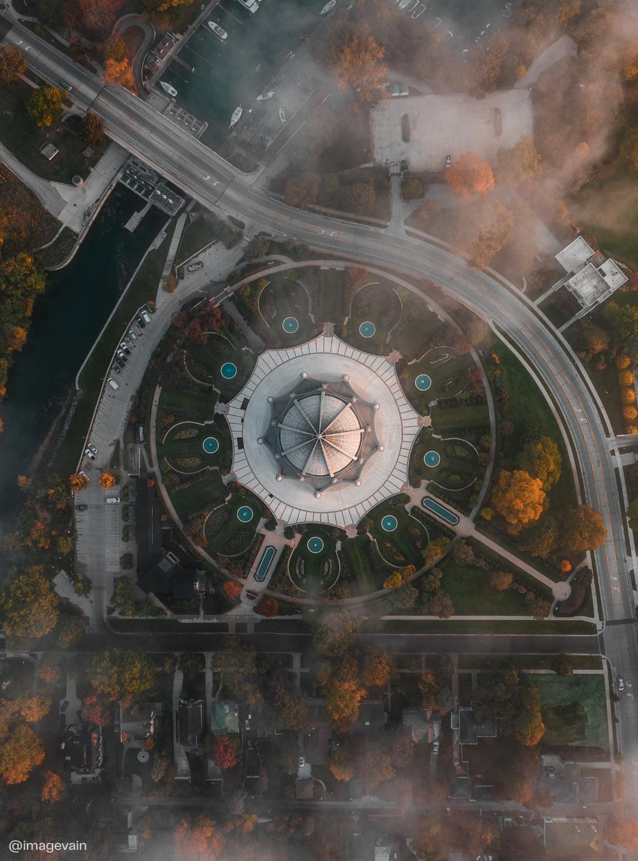 Chicago Birdseye